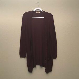 BOGO50% Cozy Knit Cardigan